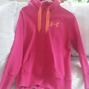 Under armour Hot Pink Hoodie